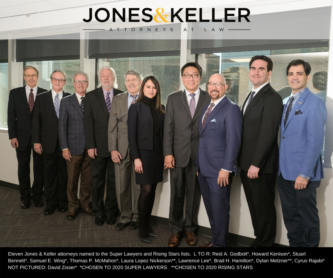 Attorneys named by Super Lawyers