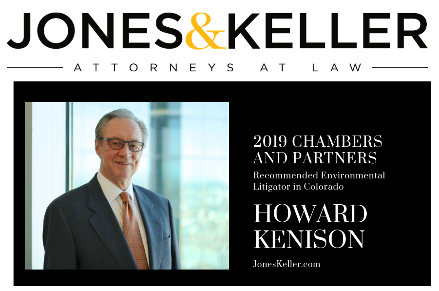 Howard Kenison Recognized In 2020 Chambers Usa