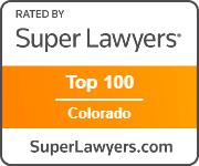 Super Lawyers - Top 100 in Colorado