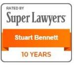 super lawyer stuart bennet