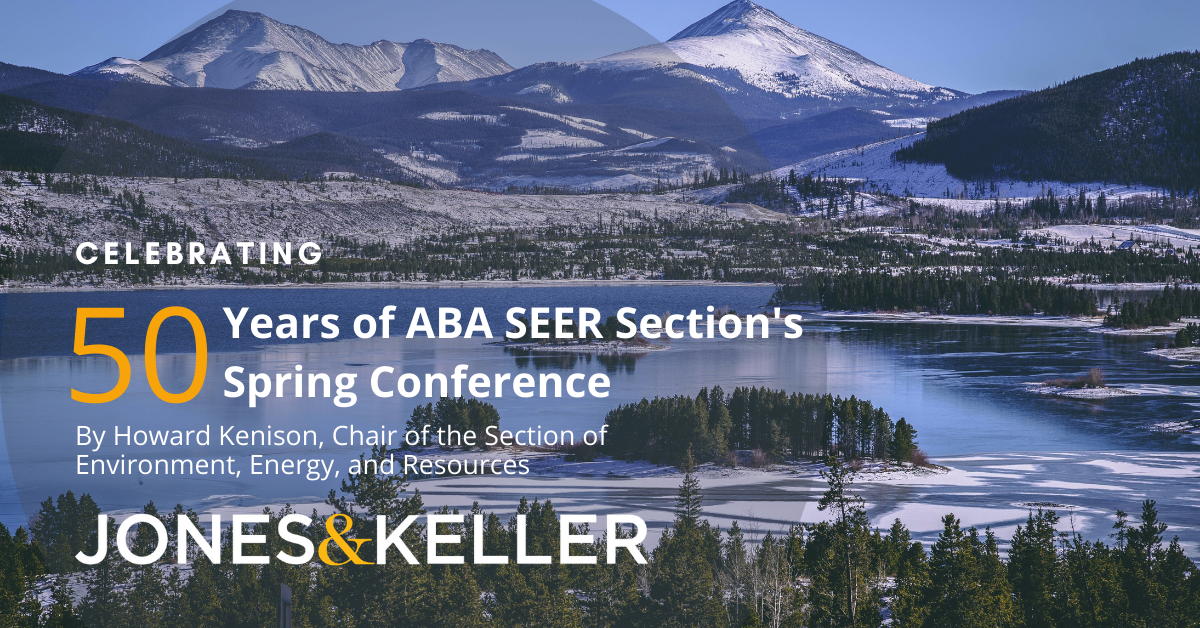Keystone landscape, past setting for ABA SEER Conference