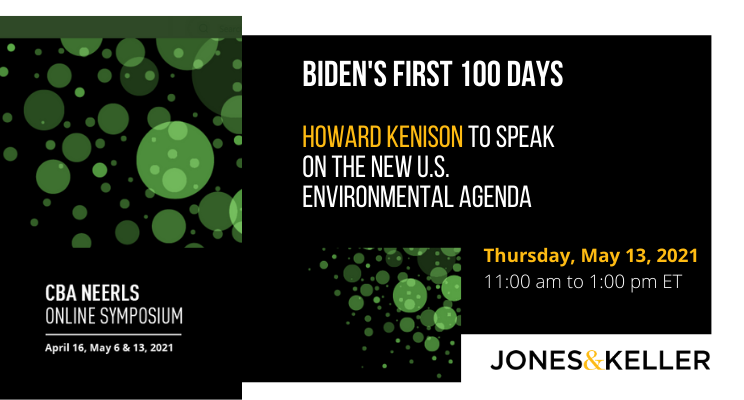 Titling for NEERLS Biden's First 100 Days with Howard Kenison