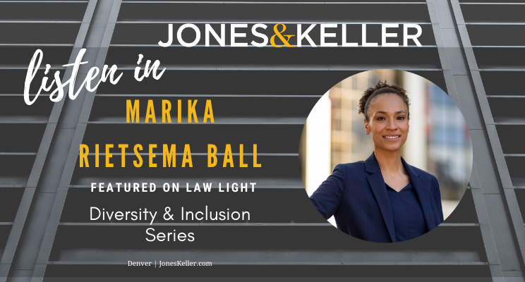Marika Rietsema Ball on Law Light podcast series, diversity and inclusion